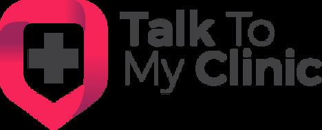 Talk To My Clinic logo