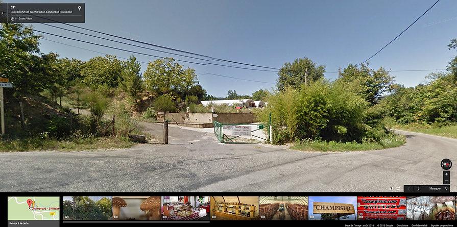 Champisud via Google Maps