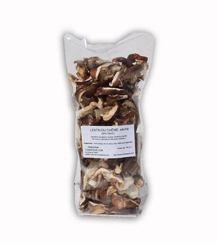 Shiitaké sec - Paquet de 50 gr