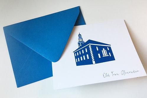 Alexandria Christ Church Single Card