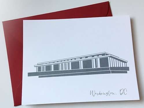 Kennedy Center Single Card
