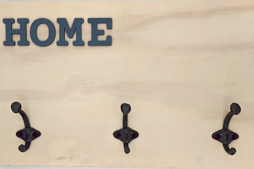 """""""Home"""" Entry Sign"""