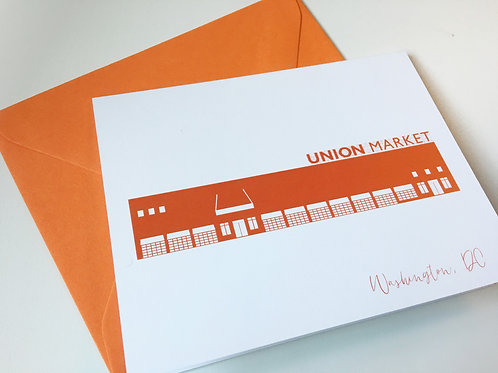 DC Union Market Single Card