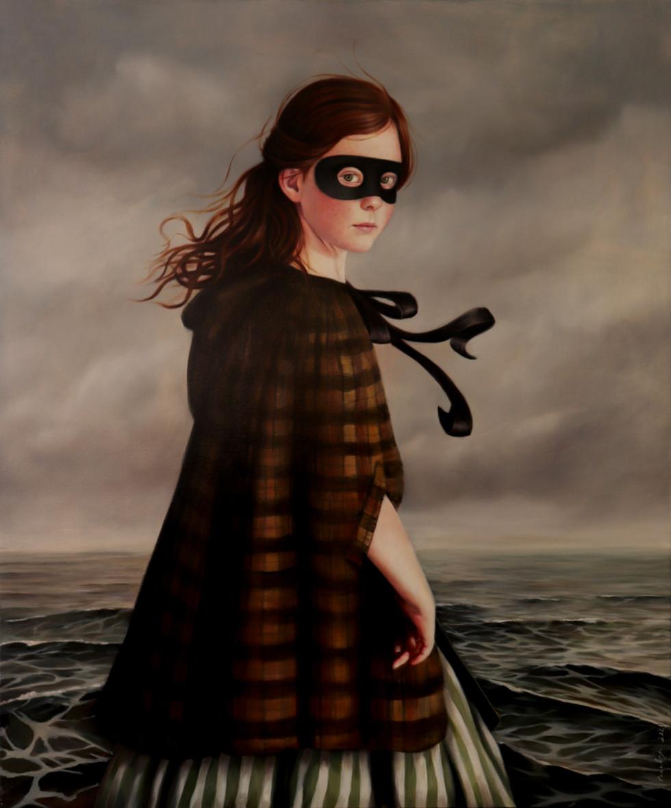 Silent grey by Penelope Boyd, 2021
