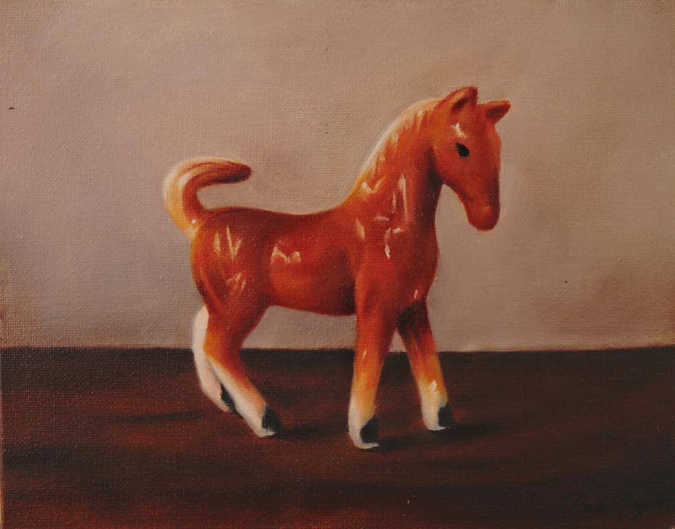Little horsey I, 2018
