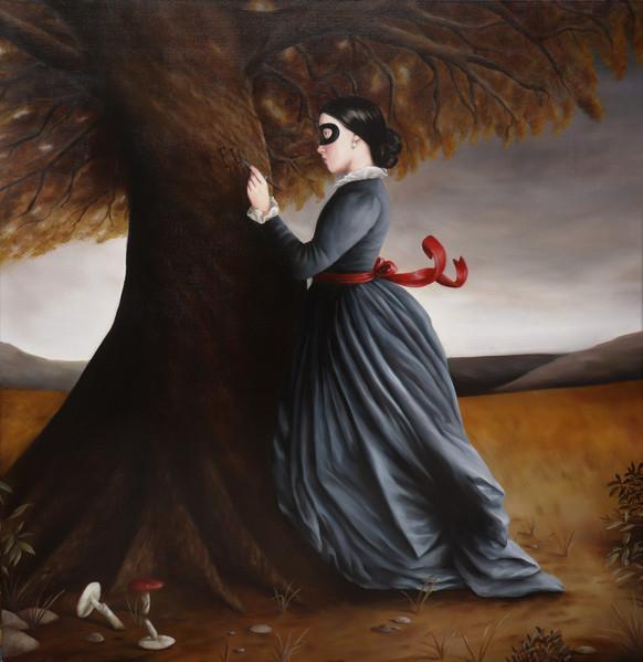 Lovesong, 2021, Penelope Boyd, 36x36 inch