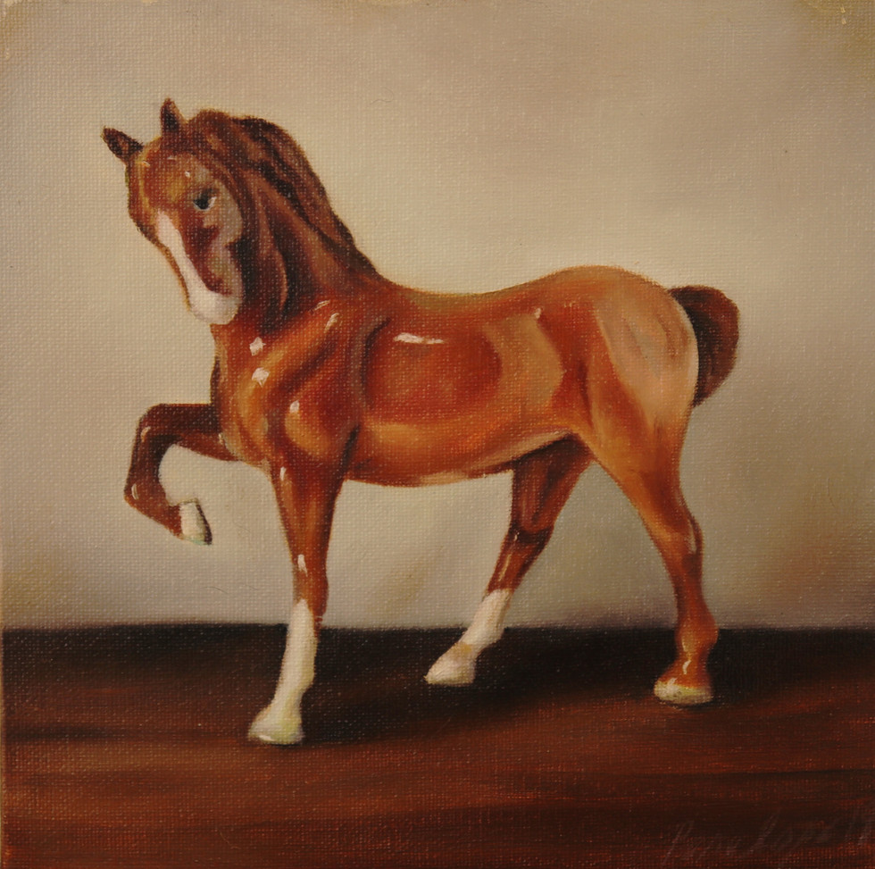 Little horsey IV, 2019