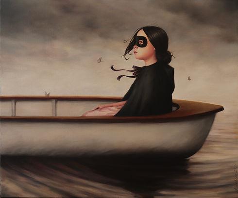 Penelope Boyd_In the silence, 2021_Oil o