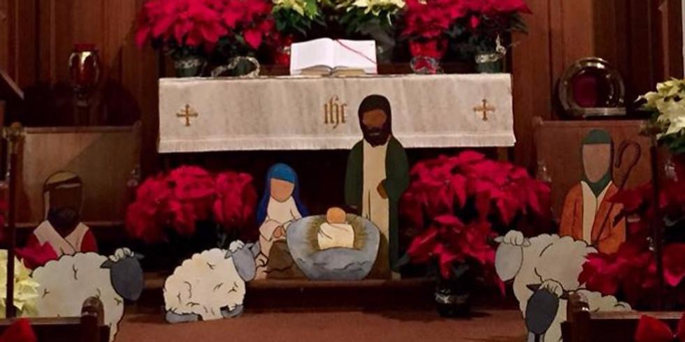 Christmas Eve Children's Service