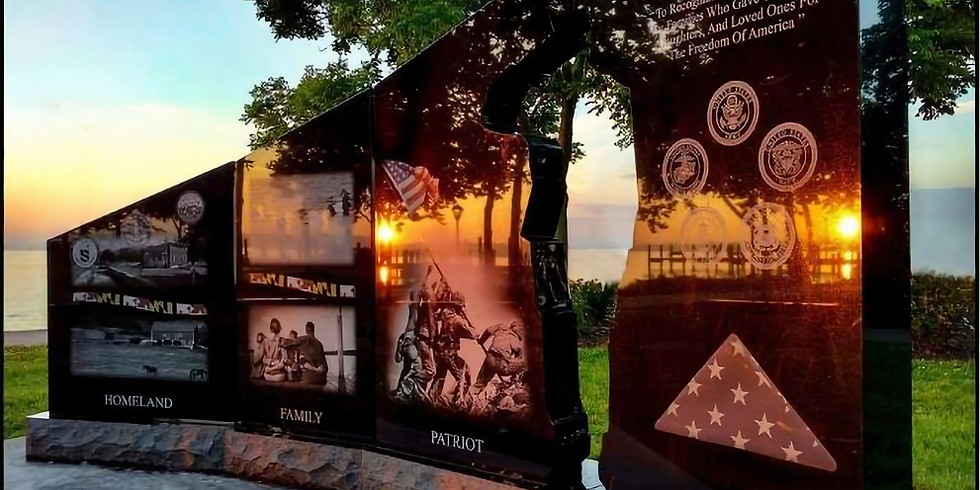 CANCELLED: HHFA Support; MD-5, All Chapters; 1st MD Gold Star Monument Ride