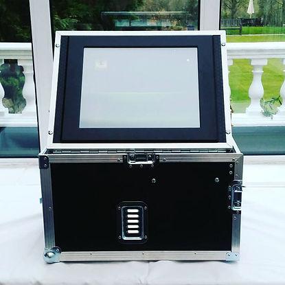 Instagram printing machin