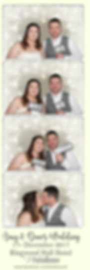 Photo booth hire Ringwood Hall