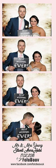 Photo booth hire Chesterfield