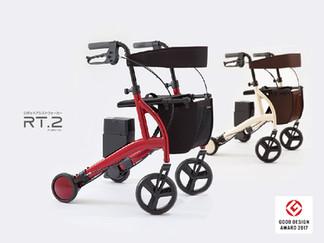 歩行アシストロボット RT2