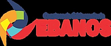 Logo carpintería y marmolería ebano
