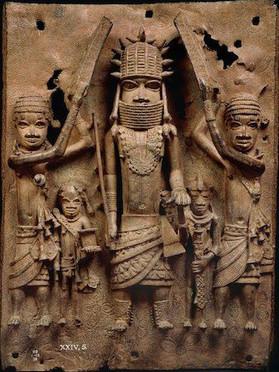 Benin Plaques of Nigeria