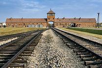 Freight-train-tracks-Auschwitz-Birkenau-