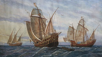 columbus-ships-gettyimages-1056336226-co