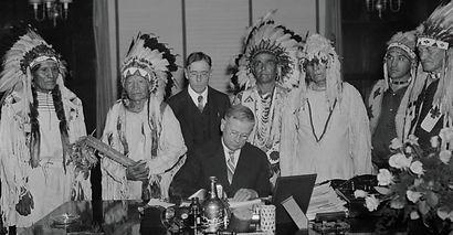 secretary-of-interior-meets-tribal-leade