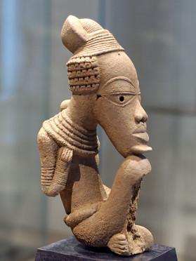 Nok Sculptures of Nigeria