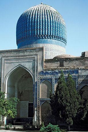 Gur-e-Amir-Samarkand-Uzebekistan.jpg