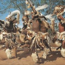 Indlamu Dance of South Africa