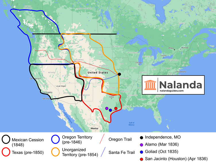 APUSH Unit 5_ Causes of Civil War Map #4