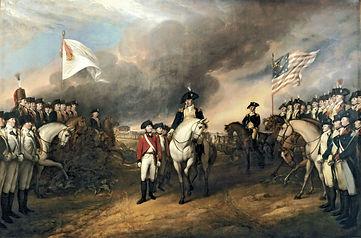 Surrender-of-Lord-Cornwallis-canvas-John