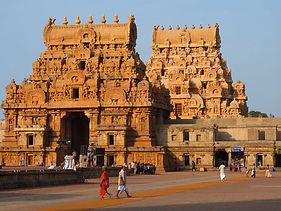 Brihadishvara-Chola-temple-Thanjavur-Ind