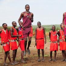 Adumu Dance of Kenya