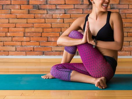 Start dagen med Yoga!
