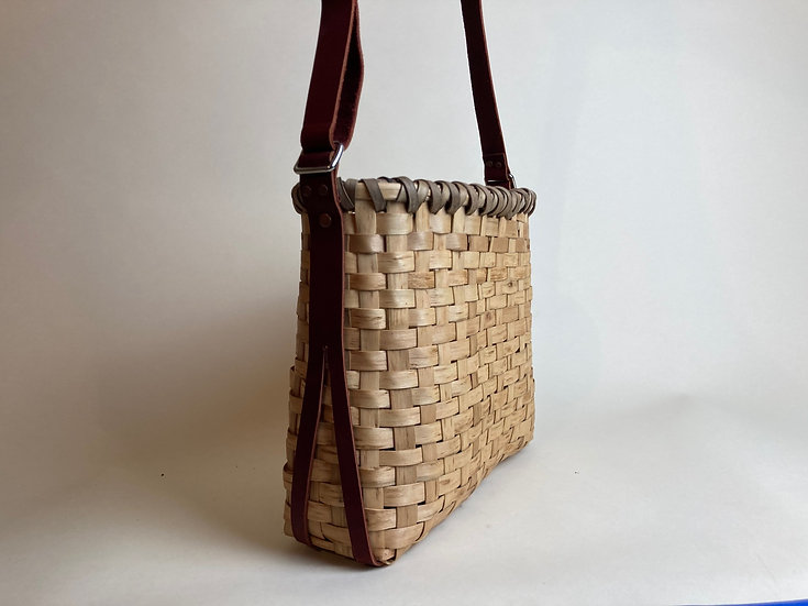 Small Black Ash Handbag