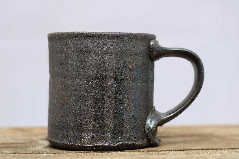 Secret striped mug
