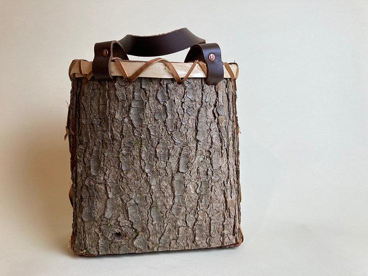 Hemlock Bark Tote