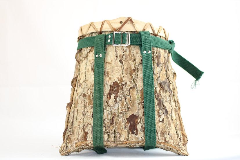 Childs Bark Pack Basket