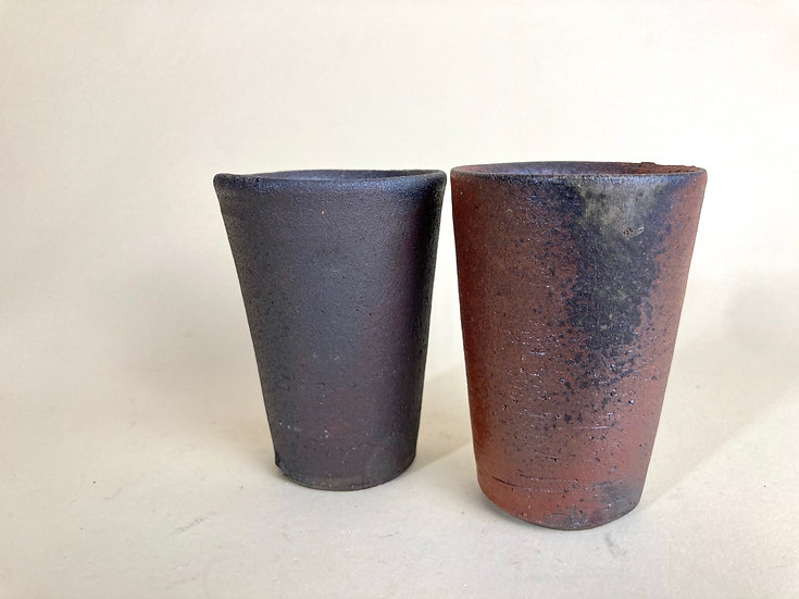 Set of 2 wine cups