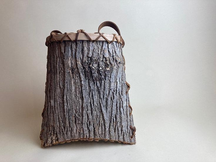 White Ash Bark Bag