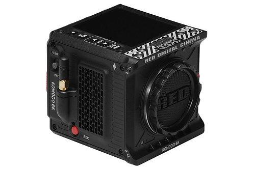 Red Digital Cinema Komodo 6K Body