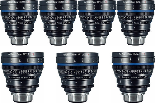 Zeiss Compact Prime 7 Lens Kit