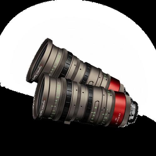 Angenieux Full Frame & Super 35 EZ-1 & EZ-2 Lens Kit