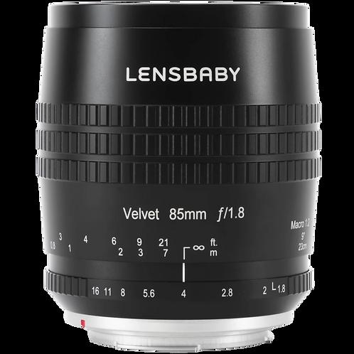 Lensbaby Velvet 85 PL Mount