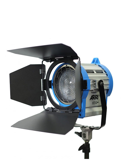 Arri 650 Watt Tungsten Fresnel Light