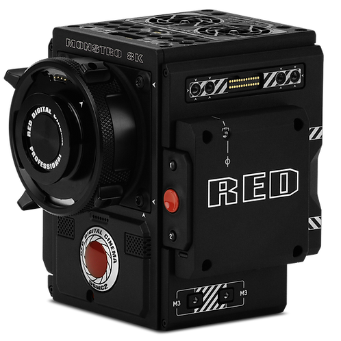 Red Helium 8K Body