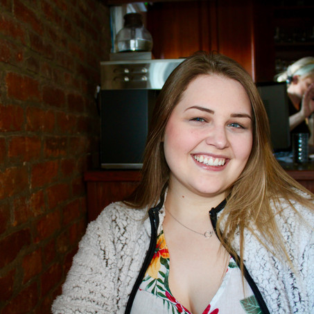 Saying Deuces: Graduating in 2020 and Beyond, Intern Hope Houtwed