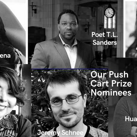 Proud Pushcart Winners and New Contests for 2021