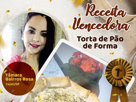 RECEITA VENCEDORA - TORTA DE PÃO DE FORMA!!