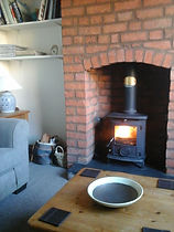 No 53 self catering holidays short breaks Shrewsbury town centre sleeps 5
