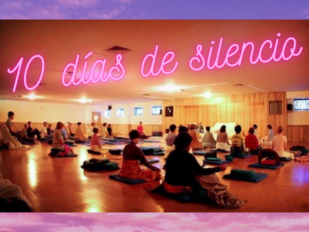 10 días de silencio: la meditación Vipassana