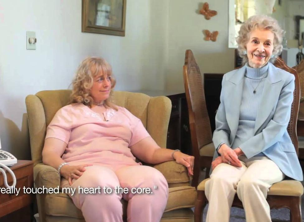 """""""Nancy & Lynn"""""""