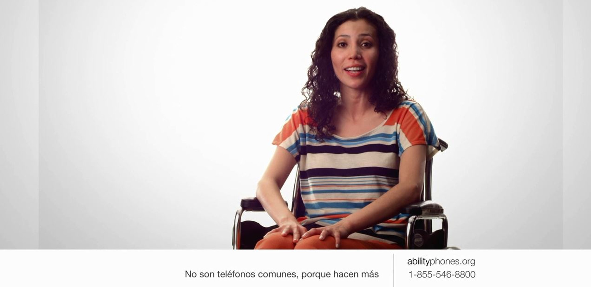 Ability Phones for People with Limited Mobility
